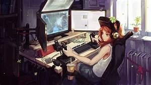 Anime Gamer Wallpaper (71+ images)