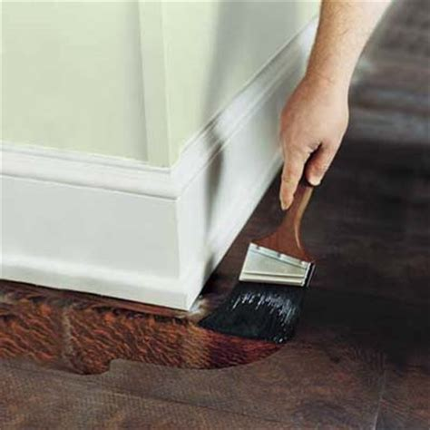 cut in along the edges how to refinish wood floors this house