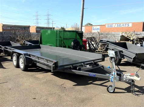Boat Trailer Manufacturers Victoria by Trailer Trailers Galvanised Trailers For Sale In Victoria