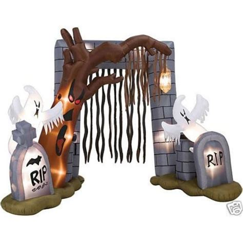 Halloween Inflatable Arch by 17 Best Images About Decorative Inflatables On Pinterest
