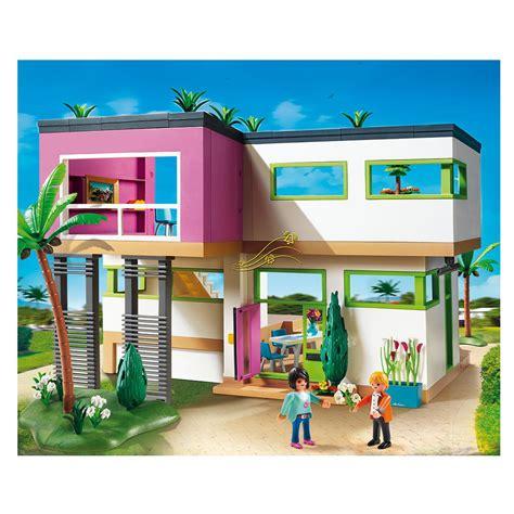 maison moderne playmobil city 5574 la grande r 233 cr 233 vente de jouets et jeux offres