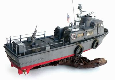 Swift Water Boat by The Great Canadian Model Builders Web Page Us Navy Swift