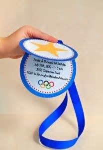 Olympic medals, Special events and The games on Pinterest