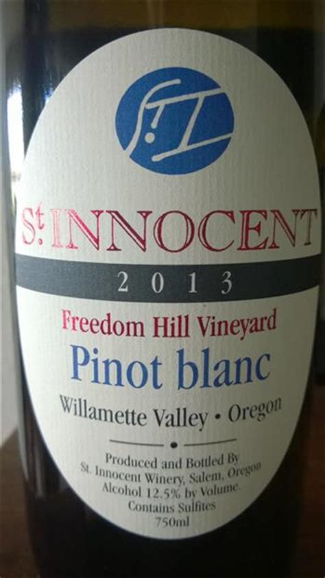 Pinot Blanc Definition  White Gold