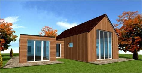 prix cout et devis de construction d une maison ossature bois maisons bois foret
