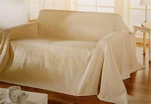 Plaids Für Sofas : tagesdecke plaid berwurf sofa berwurf decke sofa sessel bank 210x280cm beige ebay ~ Markanthonyermac.com Haus und Dekorationen