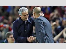 Guardiola Mourinho is my neighbour and we greet each