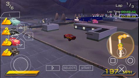 Cars Psp Iso Free Download & Ppsspp Setting
