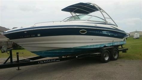 Bowrider Boats For Sale Texas by Crownline 260 Bowrider Boats For Sale In Texas