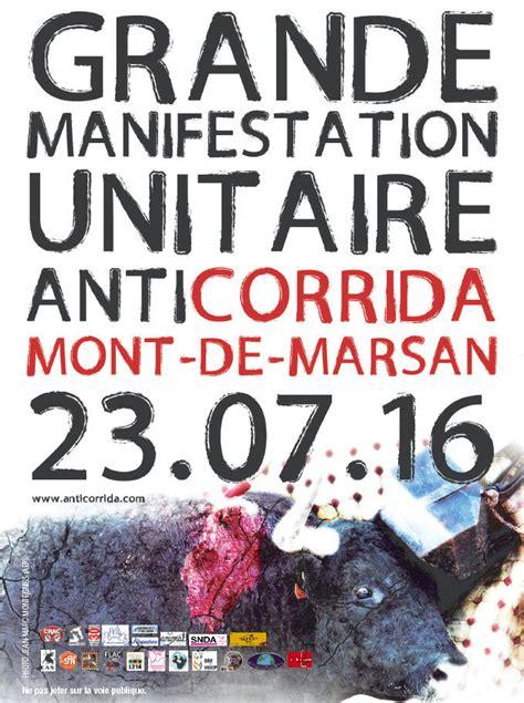 grande manifestation unitaire mont de marsan 23 juillet 2016 crac europe