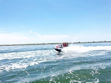 Panama City Beach Speed Boat Rentals by Wave Runner Tours In Panama City Beach Florida