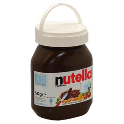 nutella mega pot 5kg bestellen nutella mega pot