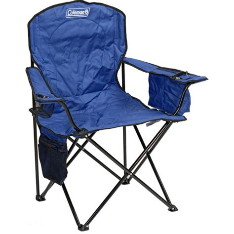 coleman oversized chair with cooler blue 2000020266 b h