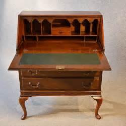 antique desk for antique bureau writing desk mahogany antiques atlas