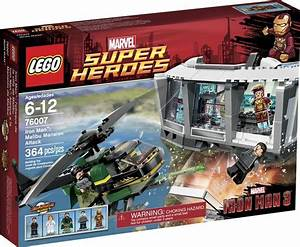 76007 Iron Man: Malibu Mansion Attack | Brickipedia ...