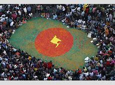 Flag Of Bangladesh The Symbol Of Natural Landscape