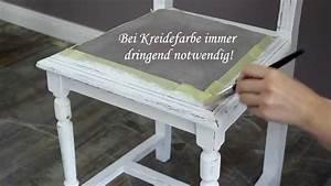 Shabby Chic Möbel Hamburg : m bel mit farbe in shabby chic objekte verwandeln youtube ~ Markanthonyermac.com Haus und Dekorationen