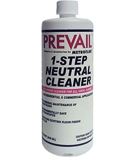 neutral floor cleaner vinyl tile care