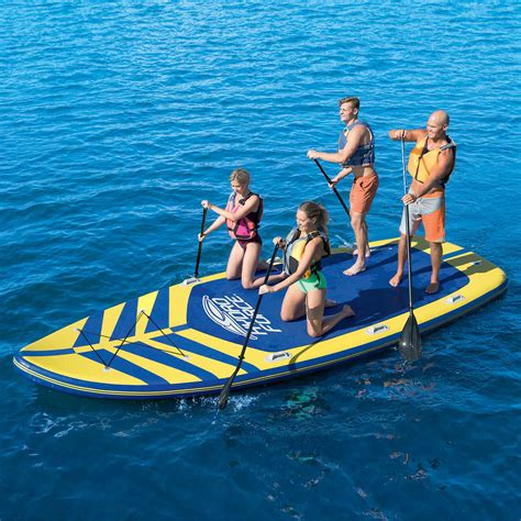 Inflatable Boat Repair Service Near Me by Bestway Hydro Force 17 Inflatable Stand Up Paddle Board