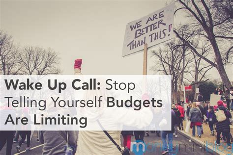 Stop Telling Yourself Budgets Are Limiting