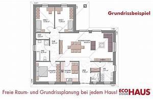 Grundriss Bungalow 100 Qm : winkelbungalow 140 eco system haus gmbh ~ Markanthonyermac.com Haus und Dekorationen
