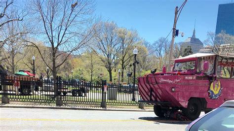 Duck Boat Kills Woman woman killed by duck boat near boston common lidtime