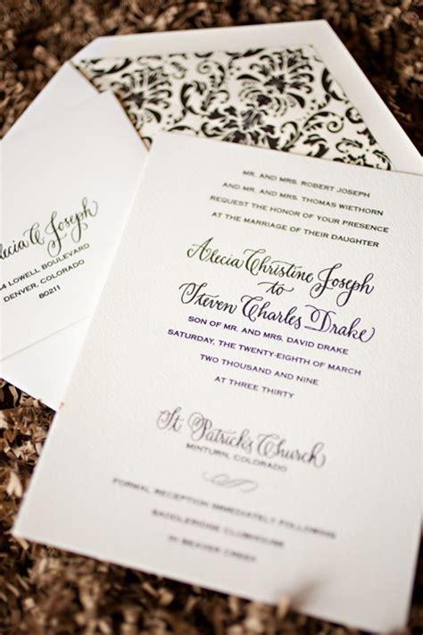 modern wedding invitations invitesweddings