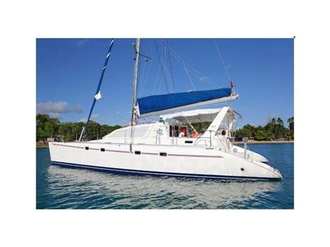 Catamaran For Sale Barbados by Robertson And Caine Leopard 47 In Barbados Catamarans