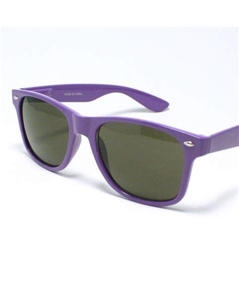 lunette wayfarer pas cher violette lunette wayfarer