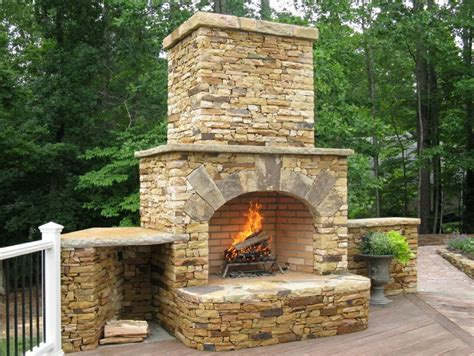 Outdoor Fireplaces :  Property Enrichment Services