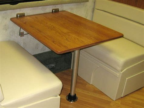 Rv Dinette Table Wall Mount