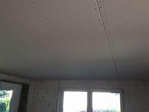 Spachteln Und Schleifen Preise : decke abh ngen mit dachlatten gipskarton so wird es gemacht ~ Markanthonyermac.com Haus und Dekorationen