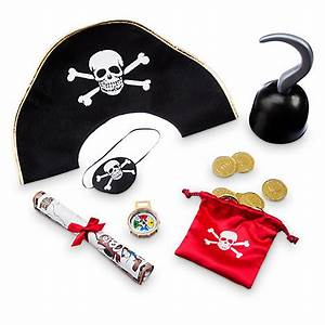Pirates of the Caribbean Costume Accessories Trunk ...