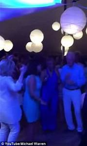 Hillary and Bill Clinton bust a move on the dance floor at ...