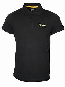 NEW MENS HAMNETT GOLD H707627TH DESIGNER POLO NECK T-SHIRT ...