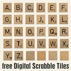 free printable scrabble tiles printables
