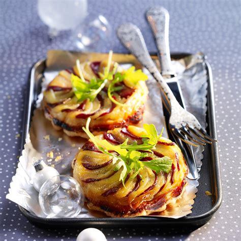 feuillete de magret de canard aux pommes