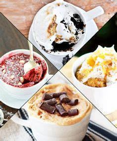1000 ideas about microwave desserts on easy microwave desserts dessert in a mug