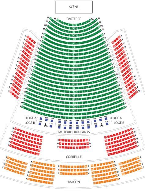 salle albert rousseau plan de salle spectacle billeterie et calendrier complet spectacle ca