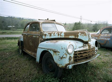 The Automobile And American Life Photos Of Abandoned Cars