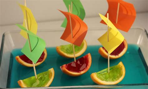 Paper Boat Drinks How To Use by Jelly Boats Kidspot