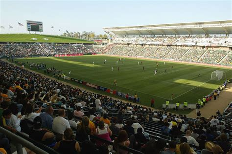 Chargers Will Temporarily Play In A 30,000 Seat Stadium In