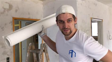 Decke Alleine Mit Malervlies Tapezieren  Vom Wandprofi