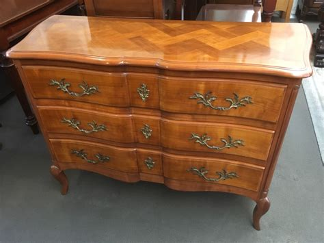 Buy French Cherry Commode / Chest Of Drawers From Furniture Revival @ Hawthorn, Vic Toastmaster Drawer Warmers French Style Drawers Nz Under Cot Mamas Papas Office Desk With Lockable Woodworking Joints Tilt Out Diy Liberty 16 Inch Ball Bearing Slides Unit 9 Alex