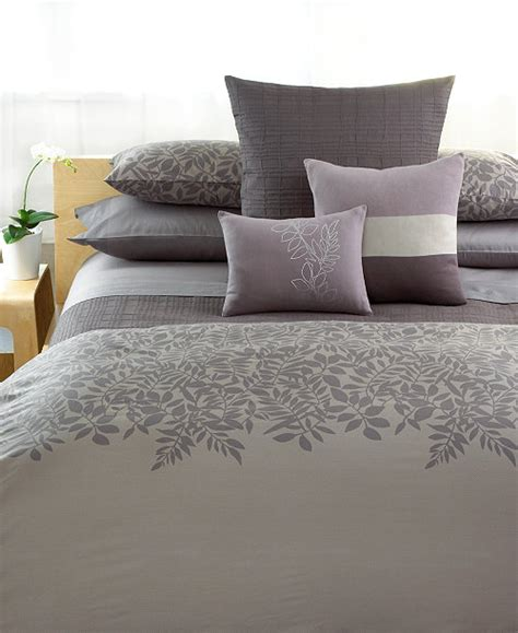 calvin klein madeira comforter and duvet cover sets on sale at macy s for 199 99 was 400 50