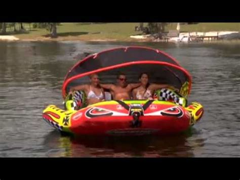 Boat Tow Rope Ball by Sportsstuff Towables Youtube