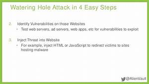 Watering Hole Attacks: Detect End-User Compromise Before ...
