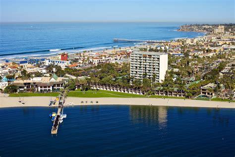 Catamaran Hotel Spa San Diego by Catamaran Resort And Spa Our Perfect San Diego Beach