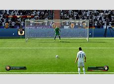 FIFA 16 Penalty Shootout Real Madrid vs Barcelona YouTube