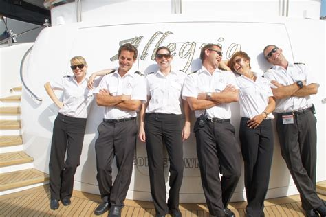 Yacht Crew Jobs by Working On Cruise Ships Vs Superyachts A Vast Sea Of